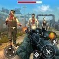 僵尸袭击目标射击游戏