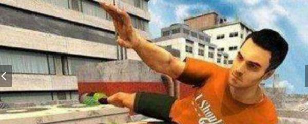 高塔自由跑是一款非常冒险的跑酷游戏