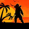 進入海盜死島