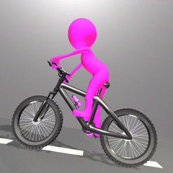 火柴人自行车竞速
