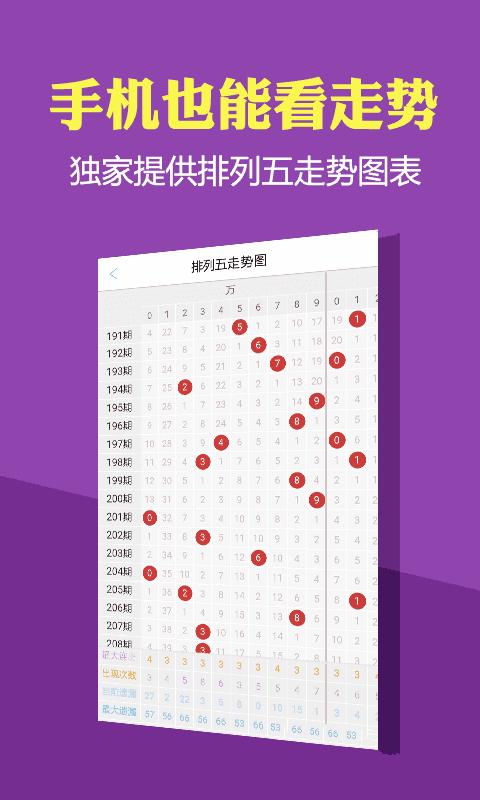 拾柴排列五app介紹