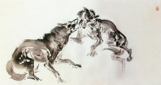 空靈的狼MOD