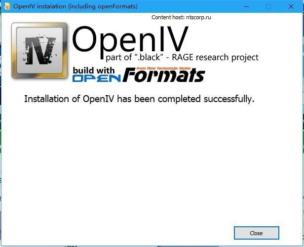 openiv中文漢化版
