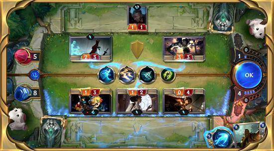Legends of Runeterra游戲