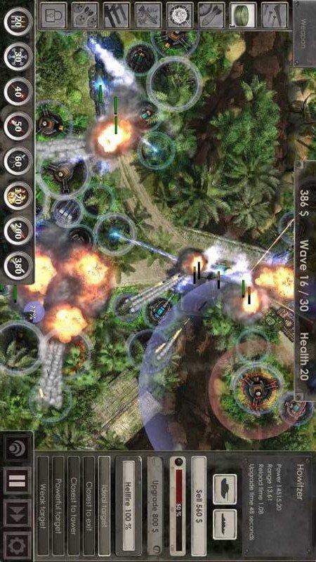 戰地防御3破解版截圖