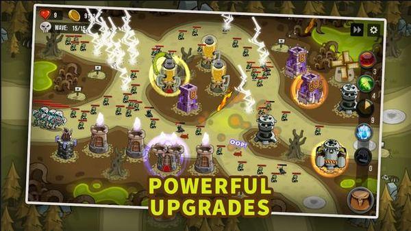 塔防最后的境界修改版截圖