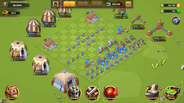 史诗战争模拟3