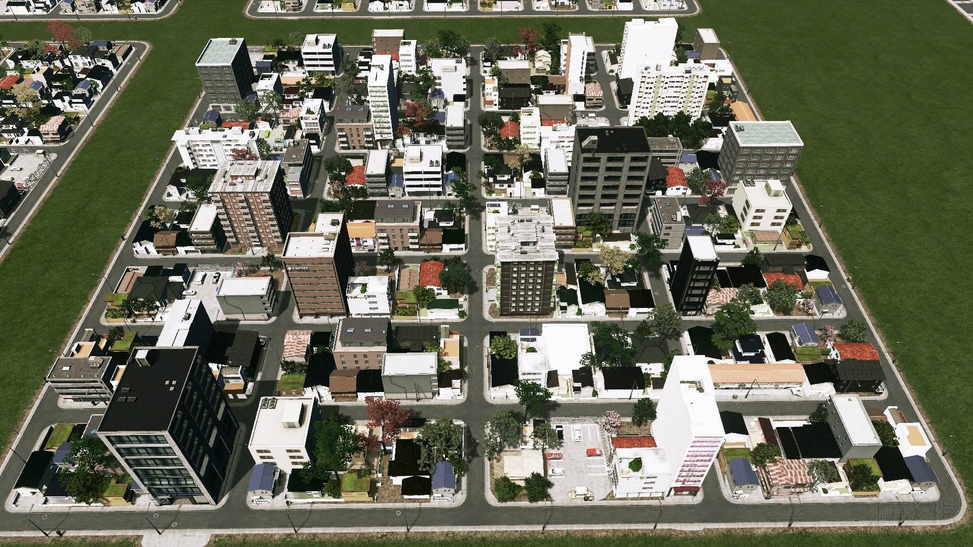 城市天際線內存優化mod