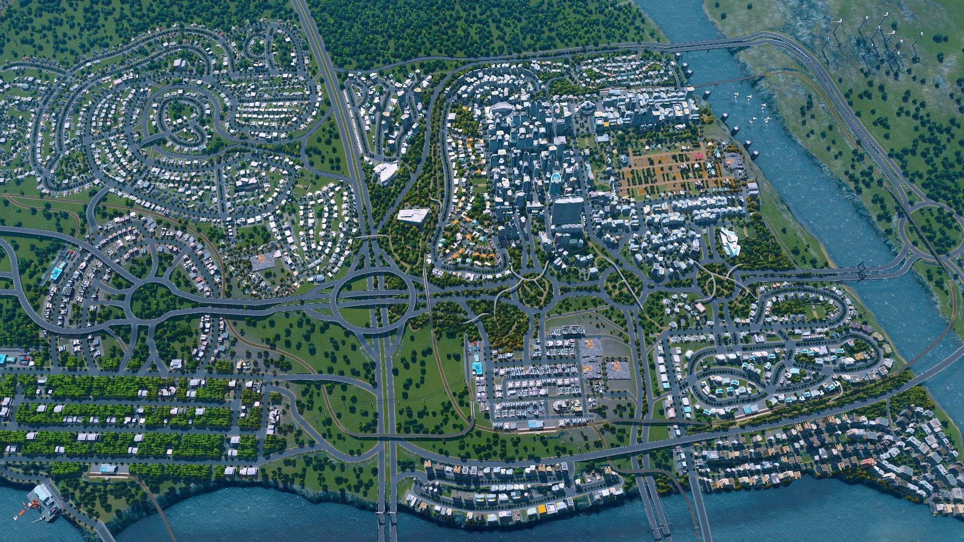 城市天际线祛除区域限度mod