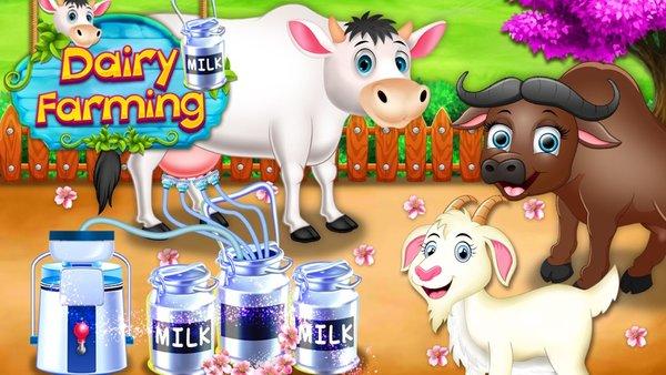 虛擬奶牛養殖介紹