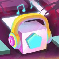 跳动音乐块
