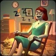 沉睡的奶奶
