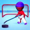 欢乐冰球游戏