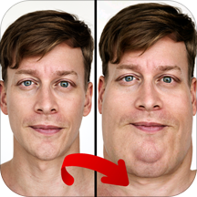Fat Face Changer Camera
