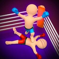 摔跤吧汉子