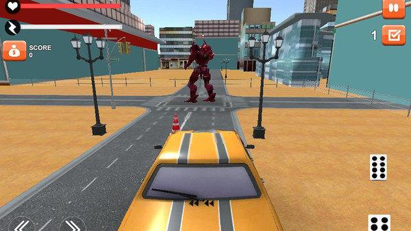 變形機器人3D