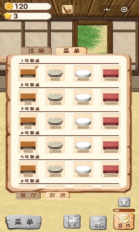 開一家餐廳
