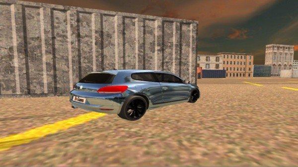 豪车自由驾驶