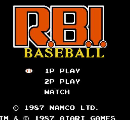 RBI棒球