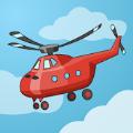 直升机跑酷2游戏