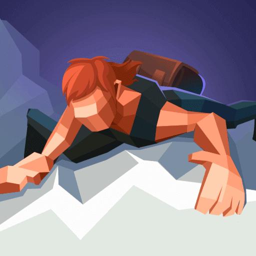 雪山攀登者