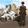 警察摩托車