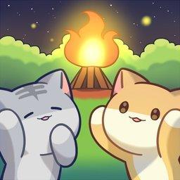 猫咪森林治愈露营