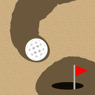 地下的高尔夫