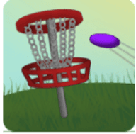 圓盤高爾夫谷