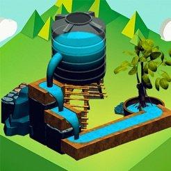 拯救树木节约用水