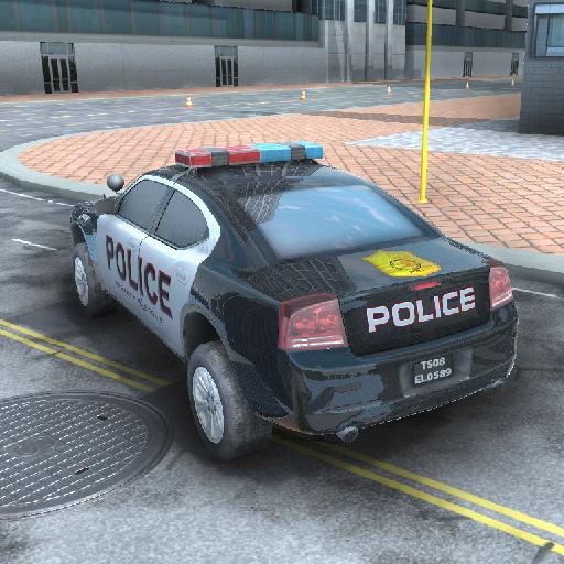 警车模拟器世界