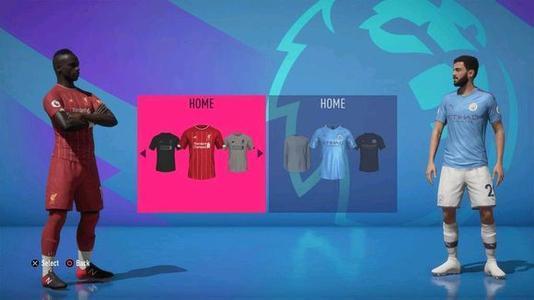 FIFA20中文破解版