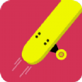 3D街区滑板游戏