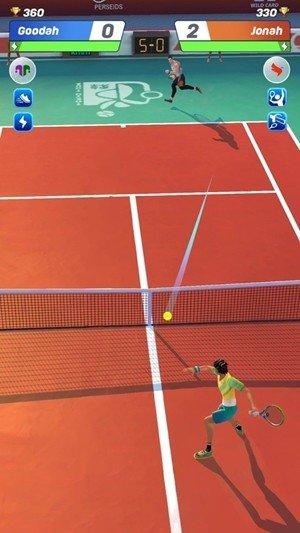 网球传奇3D