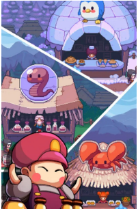 萌萌爱消除2是一款趣味的角色扮演类游戏