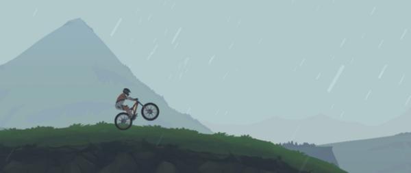 山地自行車2是一款非常具有挑戰性的冒險游戲