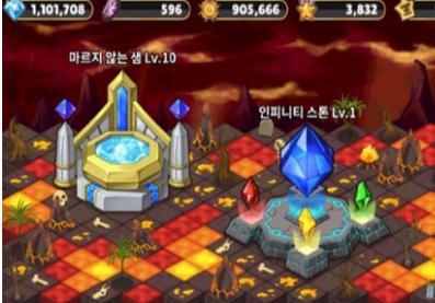 恶魔双胞胎是一款魔幻类题材的冒险战斗游戏