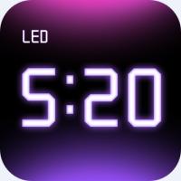 LED時鐘鬧鐘