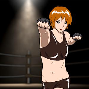 育成拳击少女