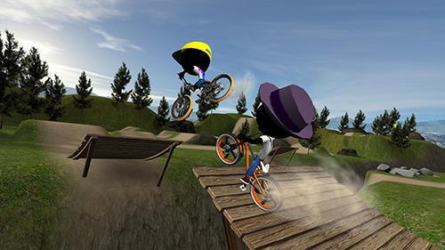 全民自行车游戏截图