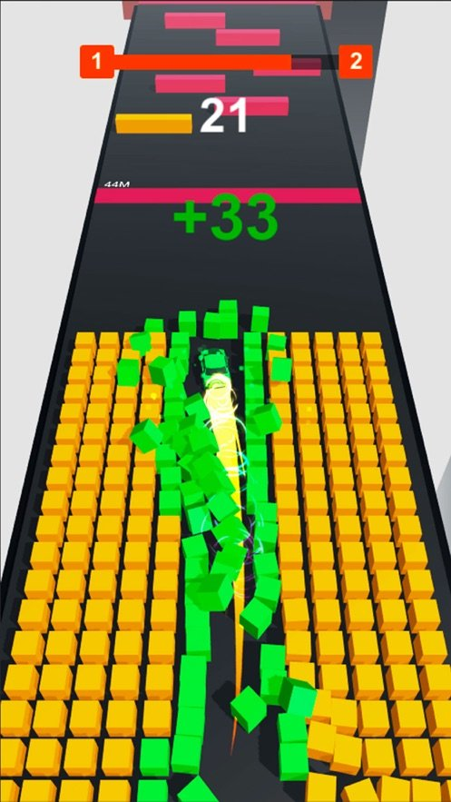 彩色冲击游戏截图