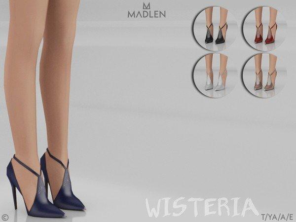 模擬人生4女性高跟鞋mod