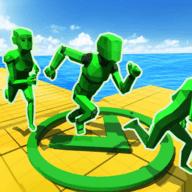 绿皮人类逃离比赛