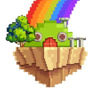 像素藝術:彩色島
