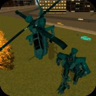 武装变形机器人