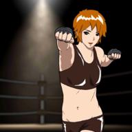 育成拳擊少女