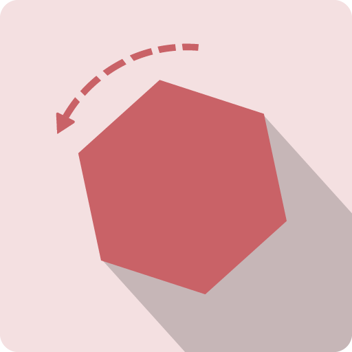 旋转六边形