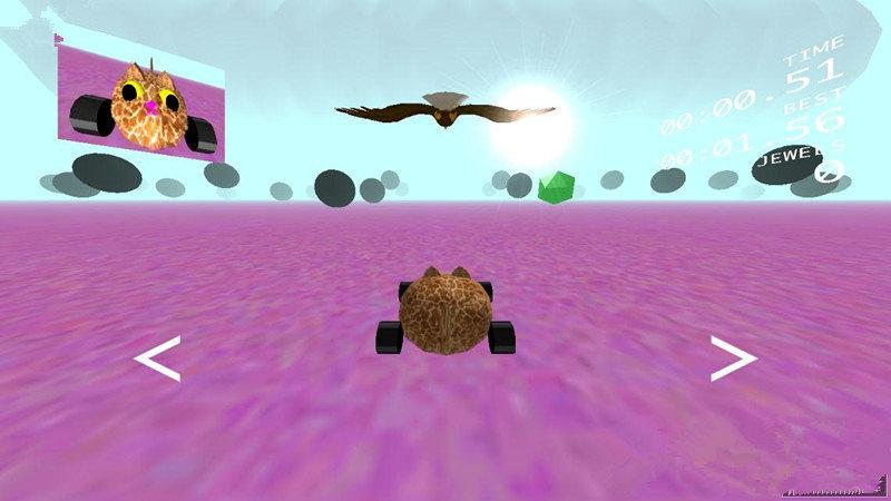 老鷹飛行模擬