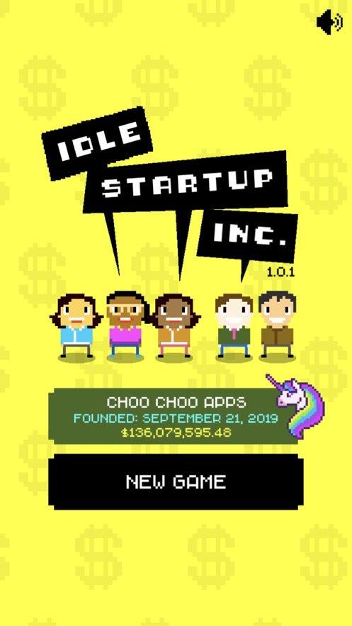 Idle Startup Inc介绍