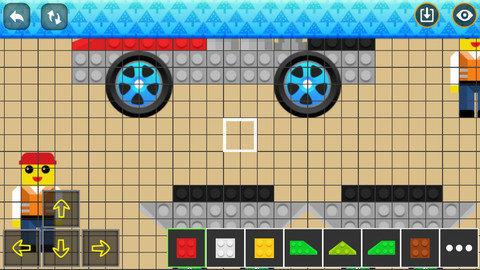 迷你積木像素世界這是一款趣味十足的休閑益智小游戲,